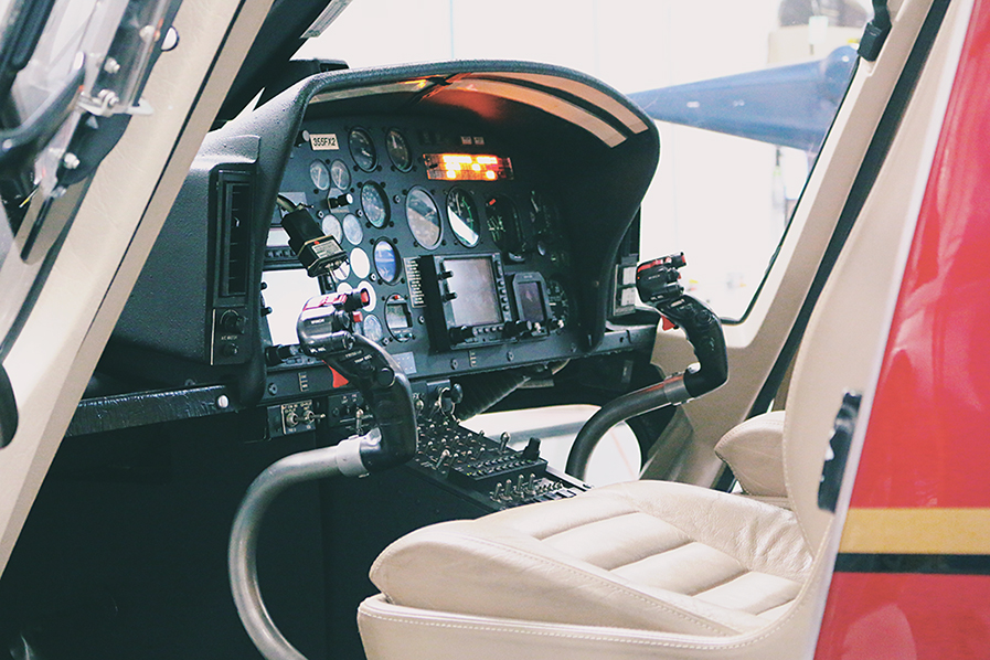garmin installation for helicopters
