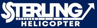 sterling helicopter logo